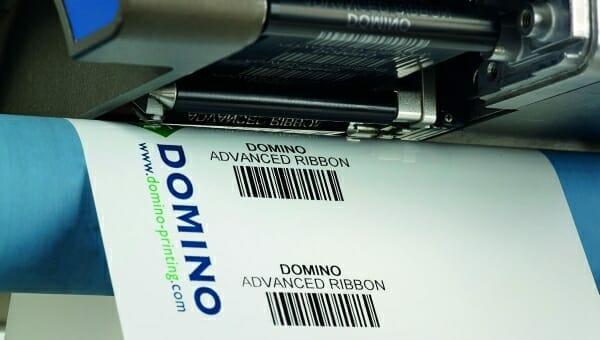Domino Printing, Farbbänder, TTO-Anwendungen