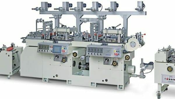 CMC Maschinenbau, Stanzmaschinen,