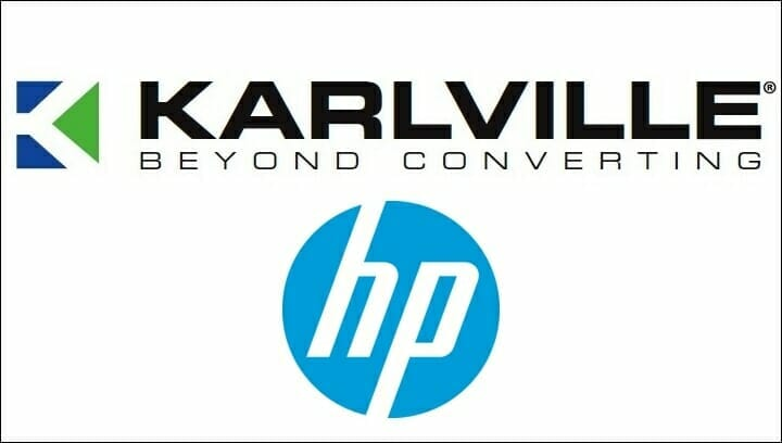 HP Indigo, Karlville, HP Indgo Pack Ready, Laminieren