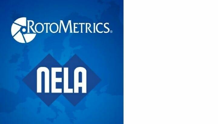 RotoMetrics, NELA, Magnetzylinder, Stanzen