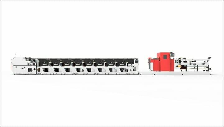 Edale, AVT, Flexodruck, Automatisierung