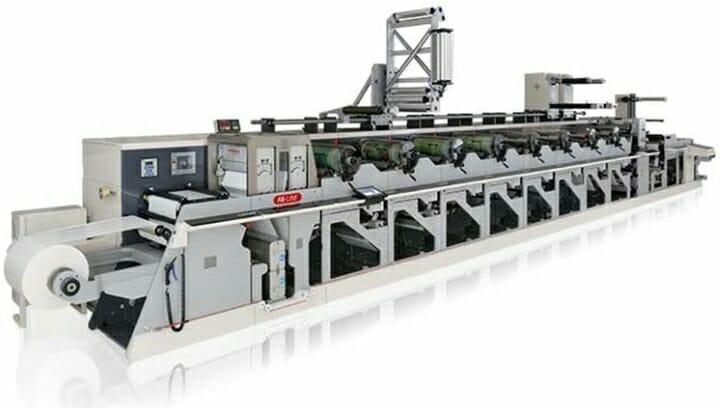 Nilpeter. FA-6*, Flexodruck, Tiefdruck, flexible Verpackungen