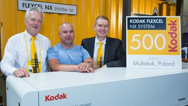 Kodak, Multidruk, Flexcel