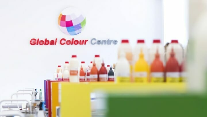 Flint Group, Global Color Center