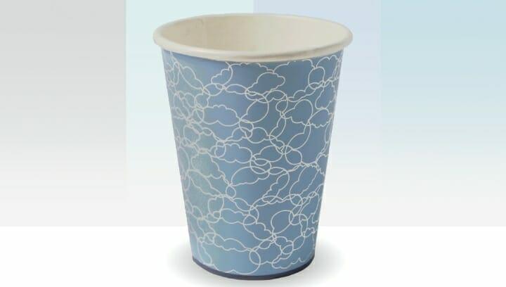 Frugalpac, Papierbecher, Recycling