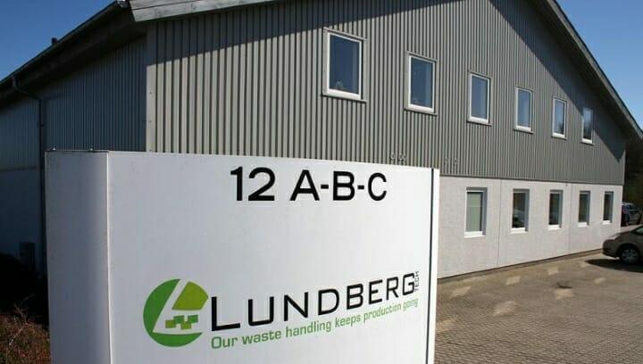 Lundberg Tech, Zerkleinerung, Entsorgung