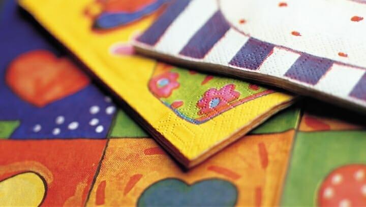 Follmann, Druckfarben, Tissue