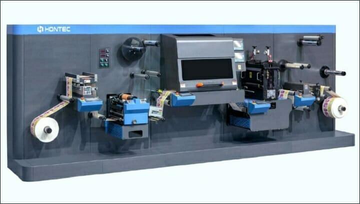 Hontec, Laserstanze, Grafische Systeme