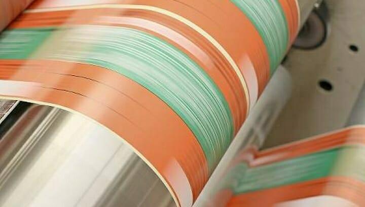 Siegwerk, Flexodruck, wasser-basierte Flexofarben