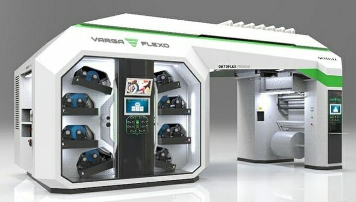 Varga-Flexo, Flexodruck, flexible Verpackungen