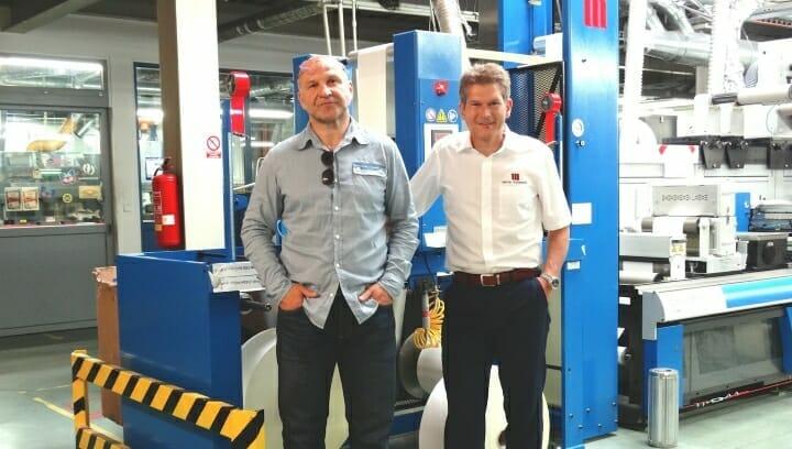 Colognia Press, Martin Automatic