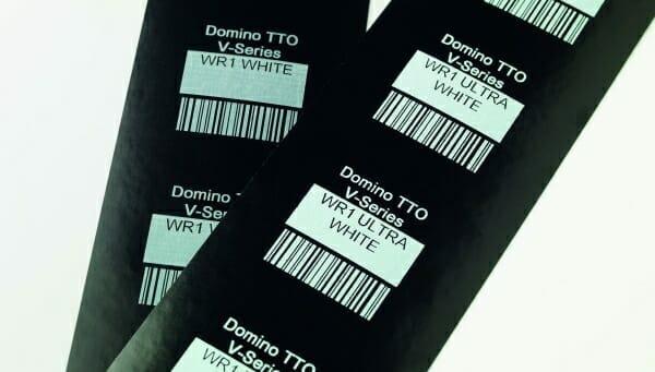 Domino, Thermotransferdruck