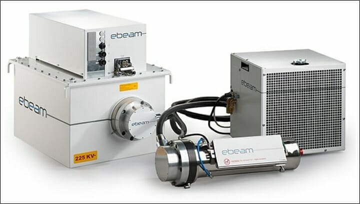 Comet Group, ebeam curing