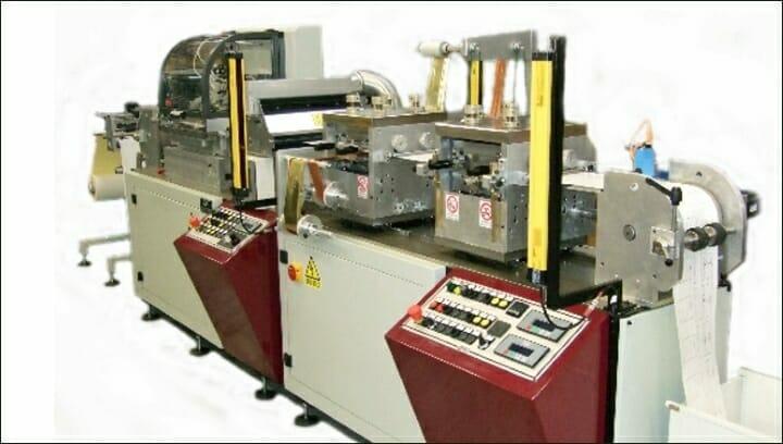 Sam Meccanica, Grafische Systeme, Siebdruck, Folienheissprägen