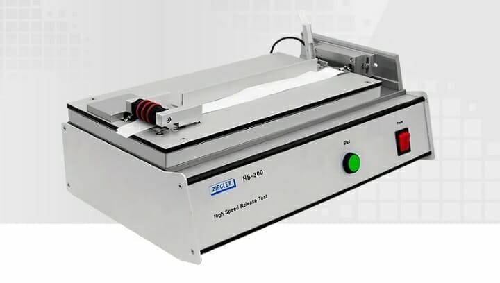 Ziegler Industrie Elektronik, Highspeed Release Tester, Finat