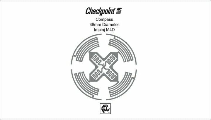 Checkpoint Systems, RFID-Etiketten