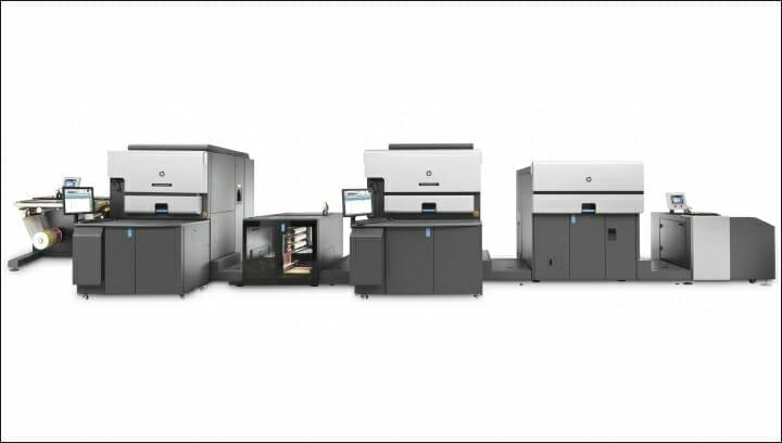 GEWA Etiketten, Digitaldrick, HP Indigo 8000