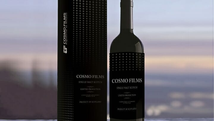 Cosmo Films, Black Velvet, Laminierfolien