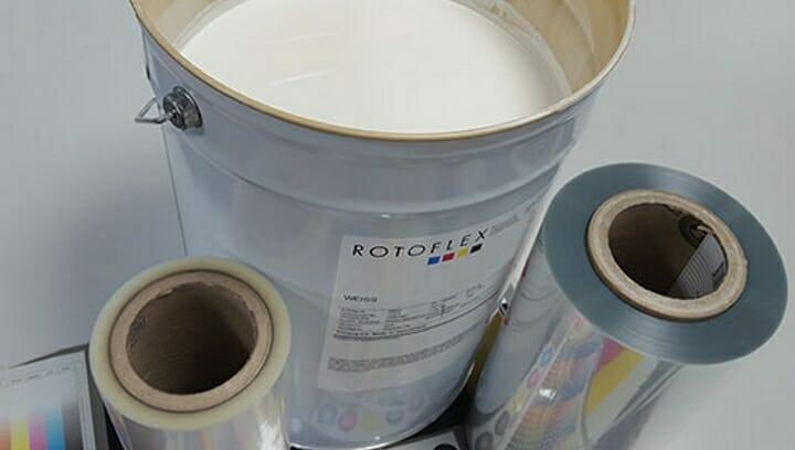 Rotoflex, Weissfarbe