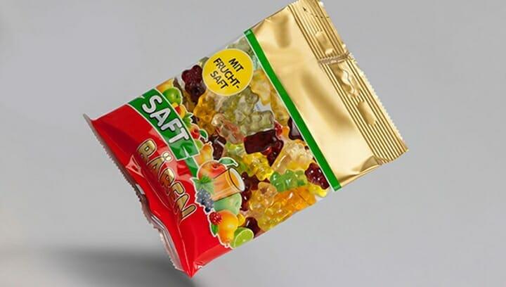 Ruco, Tiefdruckfarben, Lebensmittelverpackungen