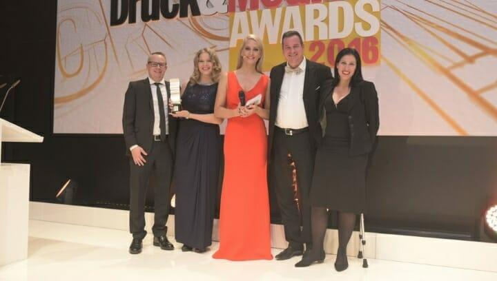 GEWA Etiketten, Druck & Medien Awards