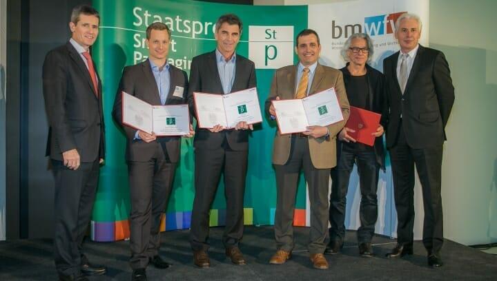 Georg Klammer, Innovation, Staatspreis Smart Packaging