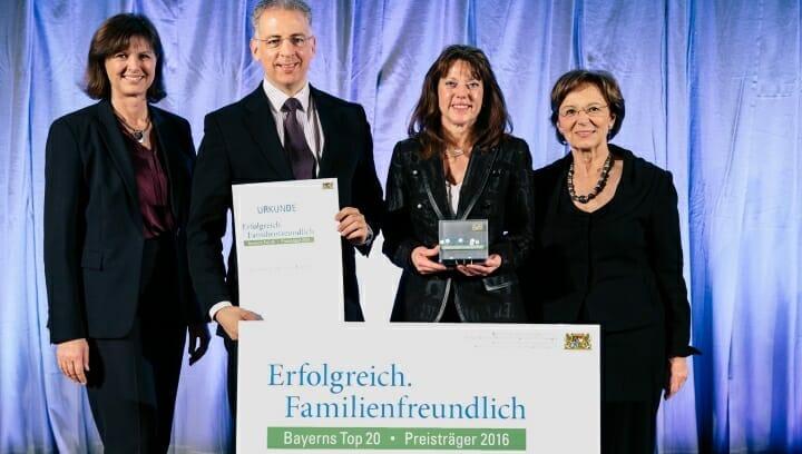 Schreiner Group, familienfreundliches Unternehmen