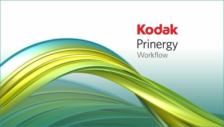 Kodak, Prinergy