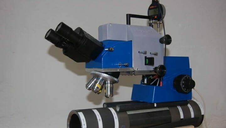 Sibress, Messmikroskop, SibScope