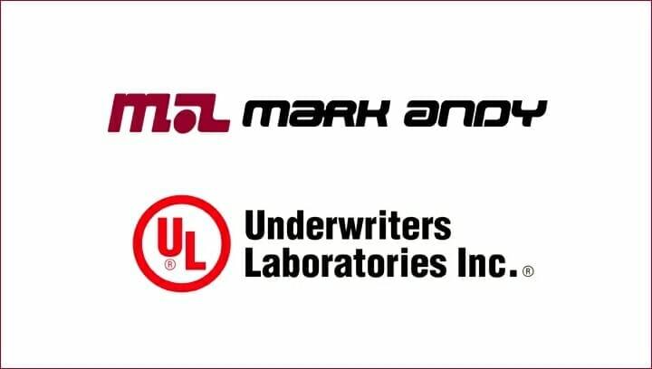 Mark Andy, UL