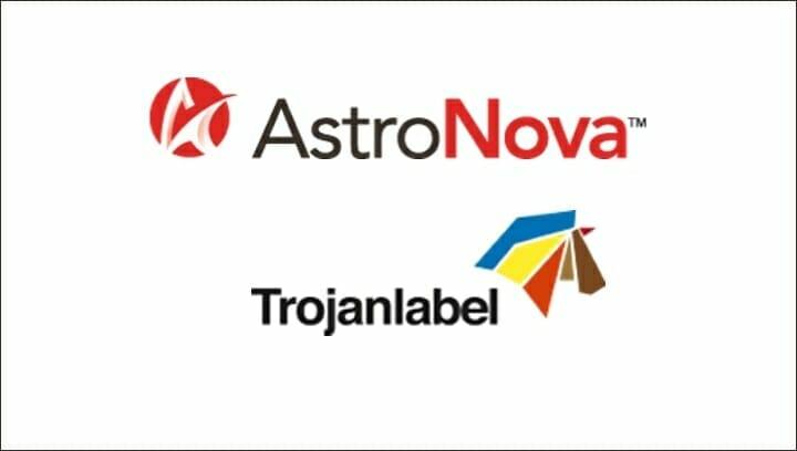 AstroNova, Trojanlabel