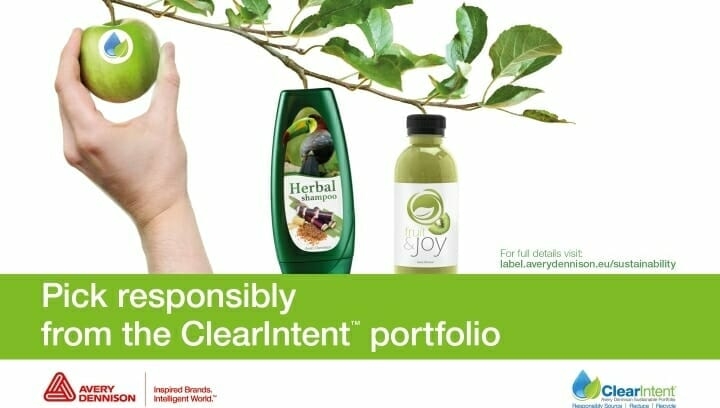 Avery Dennison, ClearIntent