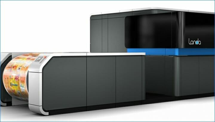 Euroflex, Landa Nanography