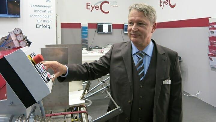 EyeC, Inspektionslösungen