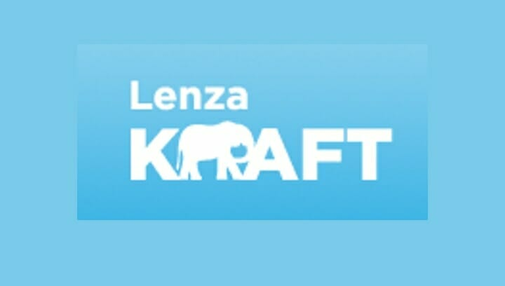 Lenzing Papier, Kraftpapier, Recyclingmaterial