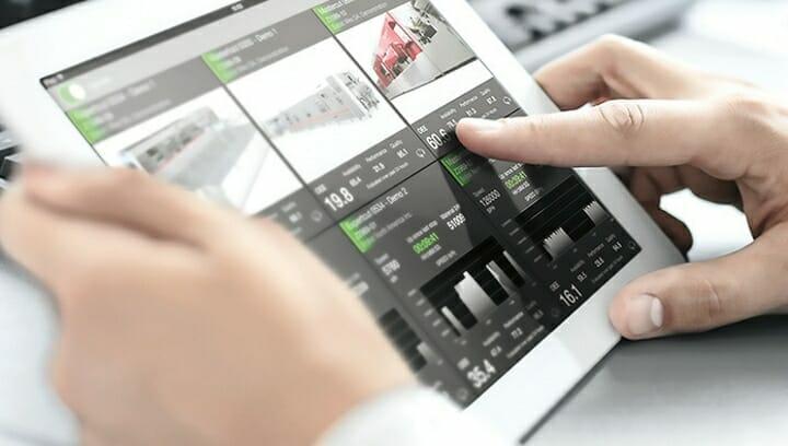 Bobst, Frankston Packaging, Monitoring Apps