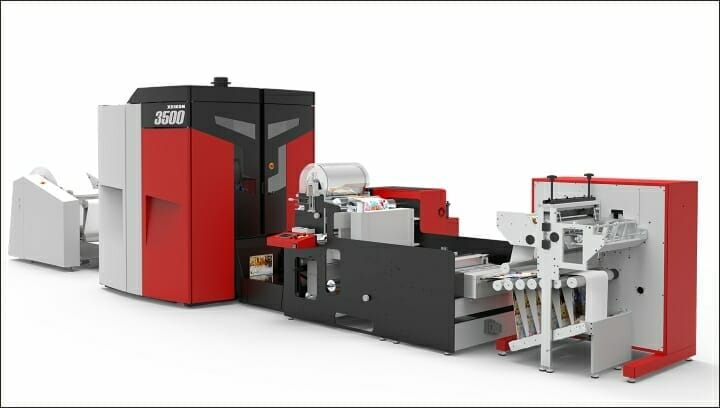 WallVision, Xeikon, Digitaldruck, Tapetendruck