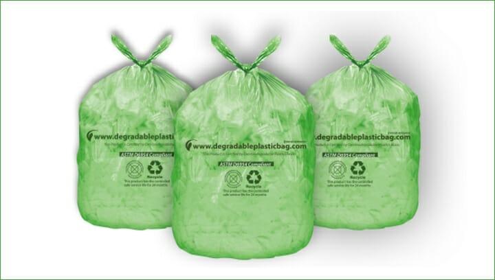 IK, Industrievereinigung Kunststoffverpackungen, abbaubare Kunststoffe