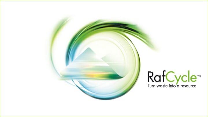 UPM Raflatac, RafCycle, Recycling