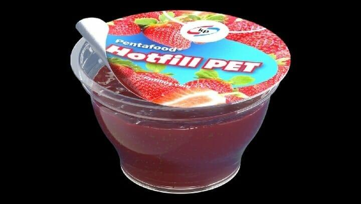 kpfilms, Pentafood Hotfill PET