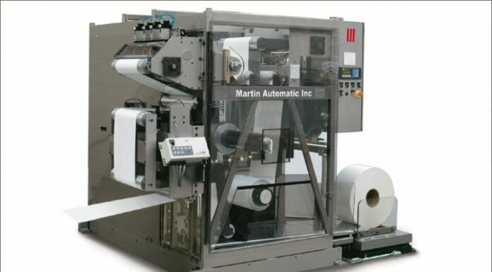 Martin Automatic, Nonstop-Aufwickler. LRD