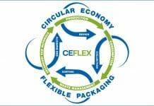 Bobst, Ceflex, flexible Verpackungen, Recycling, Kreislaufwirtschaft,