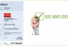 Polywest, QMS, ISO 9001