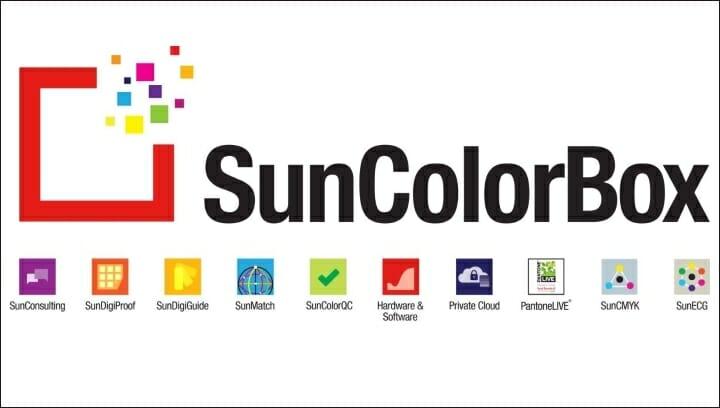 Sun Chemical: Kreislauf im digitalen Farbmanagement geschlossen