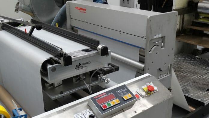 Vetaphone, Specialty Printing, Koronavorbehandlung