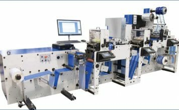 Focus Label Machinery, Labelexpo Europe