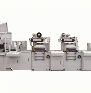 Link Label Machinery, Labelexpo Europe