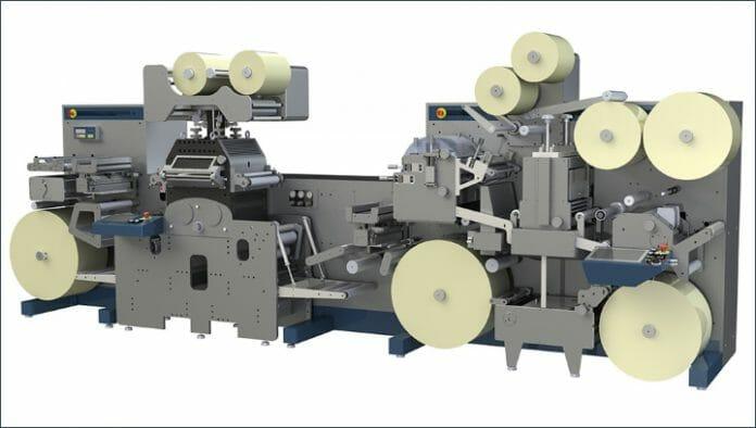 Grafisk Maskinfabrik, DC330FB