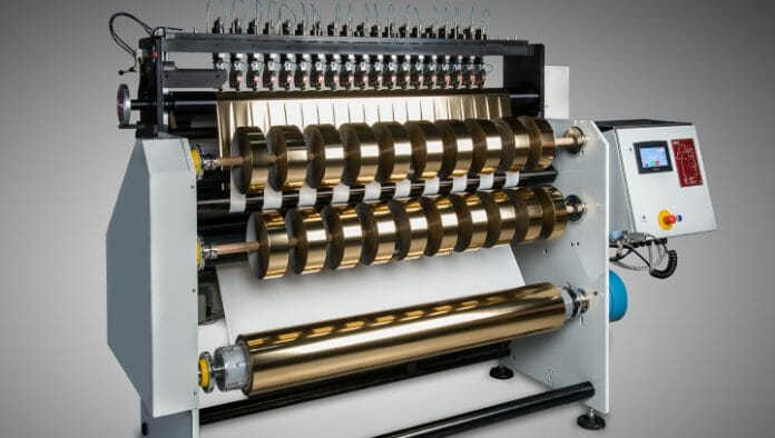 Starfoil Technology, Newfoil Machines, Labelexpo Europe