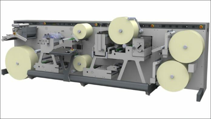 Grafisk Maskinfabrik, Labelexpo Europe, DC350